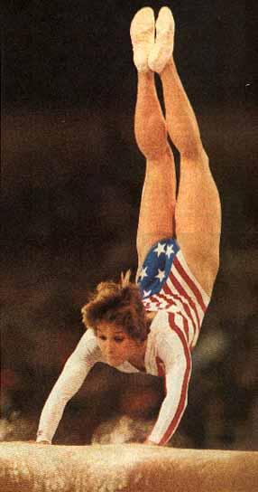 mary lou retton gymnast