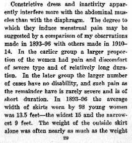 Law giving women menstrual leave